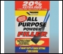 Everbuild All Purpose Powder Filler - White - 1.5kg - Box Of 10