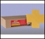 Everbuild Firespan Intumescent Pads - Yellow - Double - Box Of 20