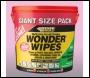 Everbuild Giant Wonder Wipes - 300 - Box Of 1