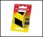Everbuild Hazard Tape - Yellow/black - 10mtr - Box Of 36