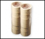 Everbuild Value Gp Masking Tape 25mtr - Off White - 50mm X 25mtr - Box Of 72