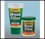 Everbuild Multi Purpose Premium Joiners Grade Wood Filler - Light - 100ml Tube - Box Of 6