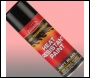 Everbuild Heat Resistant Paint Aerosol - Matt Black - 400ml - Box Of 12