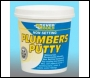 Everbuild 113 Plumbers Putty - Beige - 750gr - Box Of 12