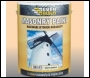 Everbuild Masonry Paint - Magnolia Smooth - 5l - Box Of 4