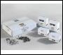 Everbuild Tiptop Pins & Nails - Black - 50mm - Box Of 1000