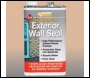 Everbuild 408 Exterior Wall Seal - Clear - 5l - Box Of 4