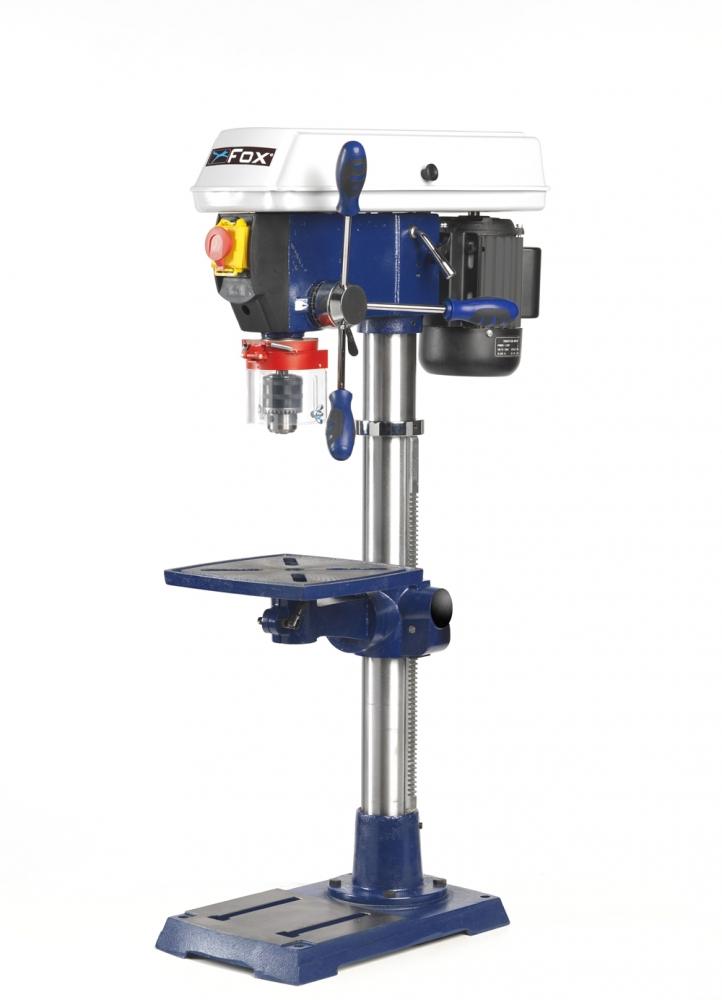 Fox 13mm Drill Press Bench Top Pillar Drill Code F12 921 Product