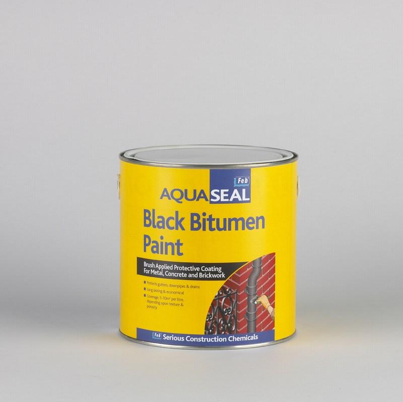 Brush On Bitumen Paint