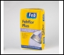 FEBFLOR PLUS - Flexible Concrete Floor Self Levelling Compound - Grey - 20KG