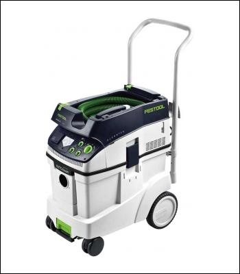 Festool Mobile dust extractor CTL 48 E AC GB 240V CLEANTEX - Code 584098