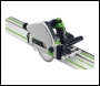 Festool Circular saw TS55 REBQ-Plus-FS GB 240V - Package Deal inc 2 x 1400 guide rail, 2 x clamps, 2 x link rods & guide rail bag