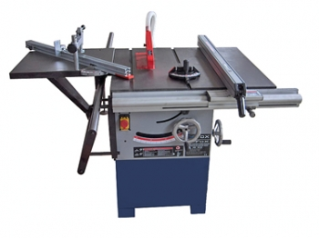 Fox f36 530 cast iron cabinet saw with sliding carriage for 10 cast iron table saw ridgid
