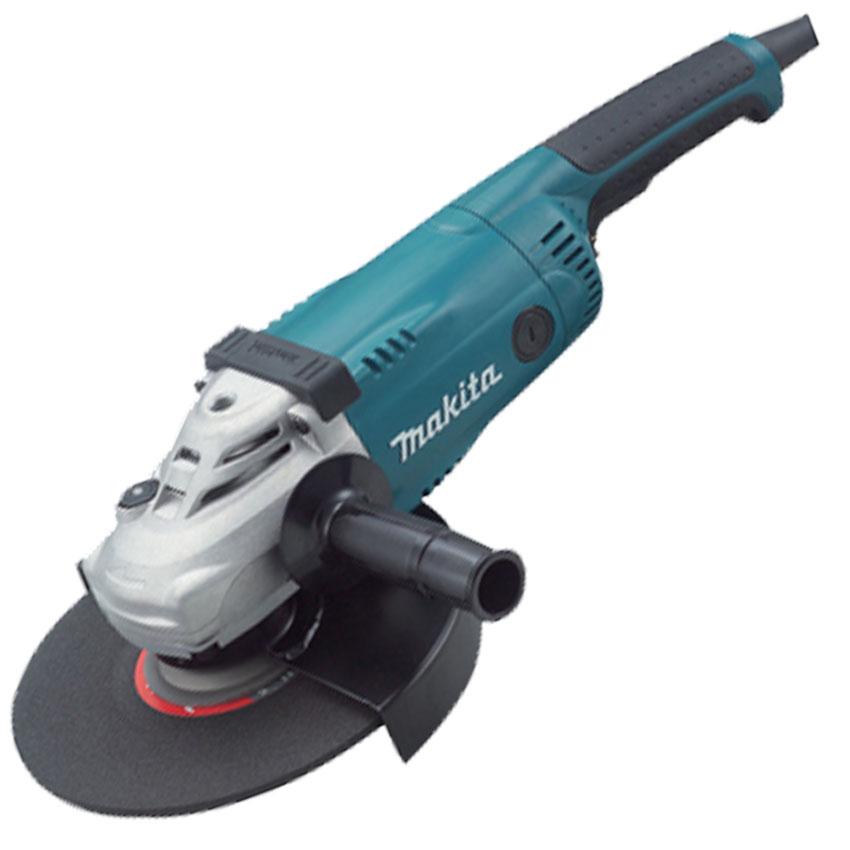 makita 230mm angle grinder 240v product