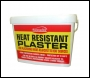 Everbuild Heat Resistant Plaster - 12.5kg Tub - Box Of 1