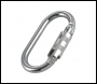JSP Steel Twist Lock Karabiner - Code FAR0903
