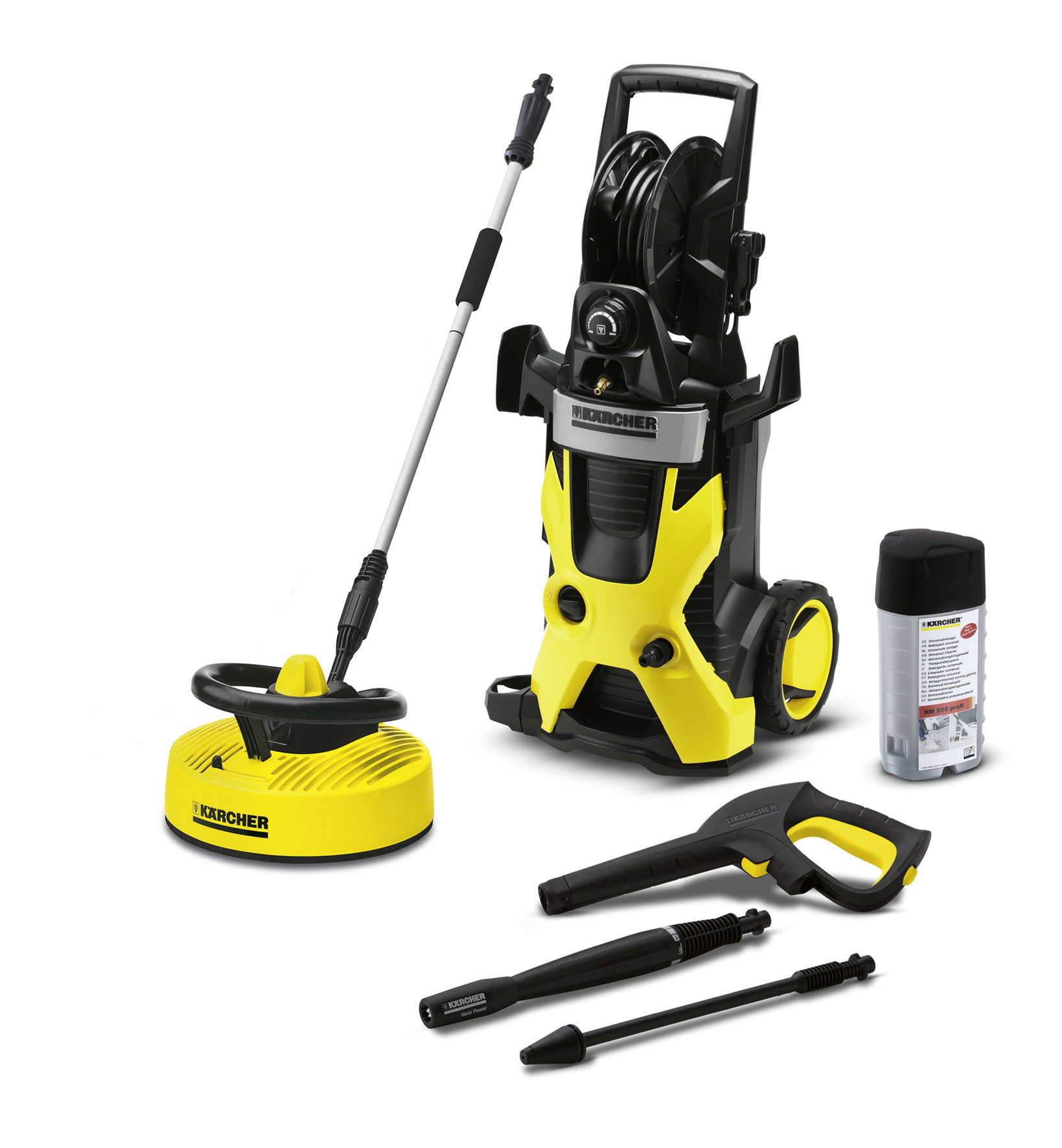 karcher k 5 upright car pressure washer product. Black Bedroom Furniture Sets. Home Design Ideas