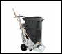 KingFisher Pro Litter Collection Trolley (240L Wheelie Bin Capacity) - WB8720