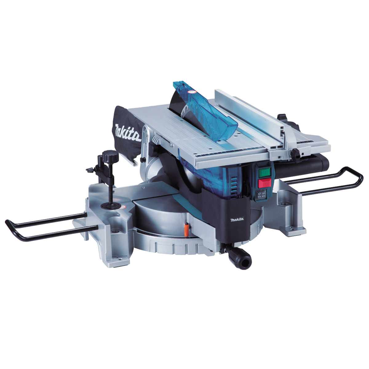 Makita Lh1200fl Combination Table Mitre Saw 305mm 110v