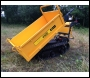 Lumag MD450E 450kg Electric Tracked Dumper with Manual Tip - Code MD450E