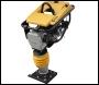 Lumag VS80-C 11 inch  x 14 inch  80kg Petrol Trench Rammer - Code VS80C