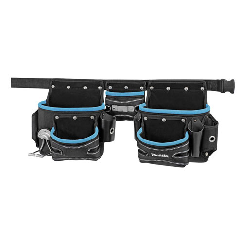 makita 3 pouch tool belt set code p 71772 product. Black Bedroom Furniture Sets. Home Design Ideas