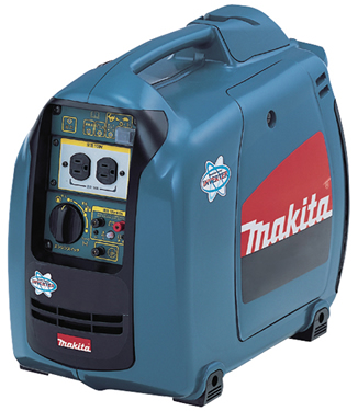 Makita g1700i inverter generator kva product for Groupe electrogene 12 kva