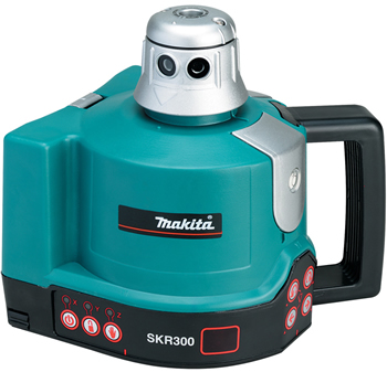 Makita skr300 automatic self levelling laser level product - Nivel laser autonivelante ...