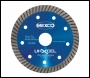 Mexco 125mm Ultra Hard Materials XCEL Range - UHXCEL12522