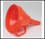 Round Plastic Funnel - FC4PF1 - 6 inch