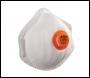 Betafit FFP2 Valved Masks - MA1302V - Box 10