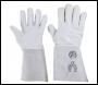 Tig Gloves, Eco White - SGL204CN - White