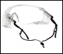 Bollé Squale Overglasses with Anti-Mist Anti-Scratch Lens - SP2SQUPSI - Clear