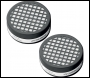 Black MKII Filters to suit JSP PowerCap Active (PER PAIR)