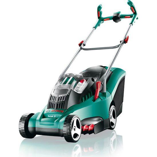 bosch rotak 37 li ergoflex cordless rotary lawn mower. Black Bedroom Furniture Sets. Home Design Ideas