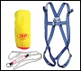 JSP FA7920 Martcare Spartan Fall Arrest Kit: Spartan 40 with 8m Fall Arrest Lanyard