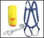 JSP FA7910 Martcare Spartan Restraint Kit: Spartan 30 with Fixed Length Rope Restraint Lanyard