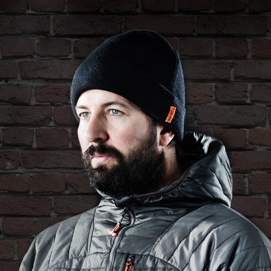 3c4f2d93a87 Scruffs Scruffs Knitted Thinsulate Hat Black. Loading zoom