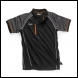 Scruffs Trade Active Polo Black