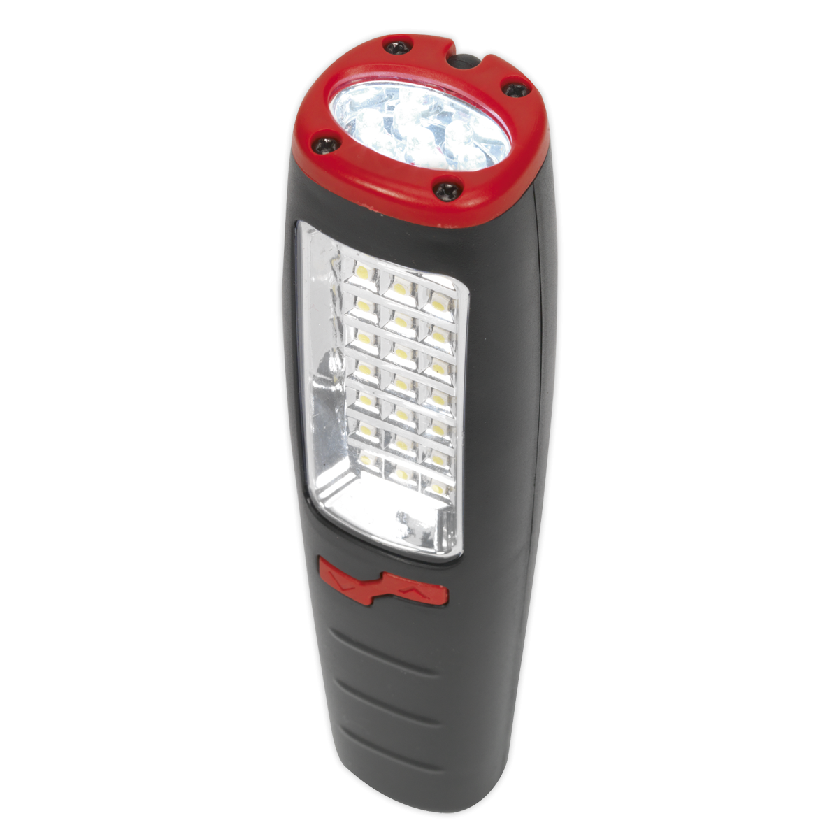 Sealey Led307 Rechargeable Inspection Lamp 24 Smd 7 Led