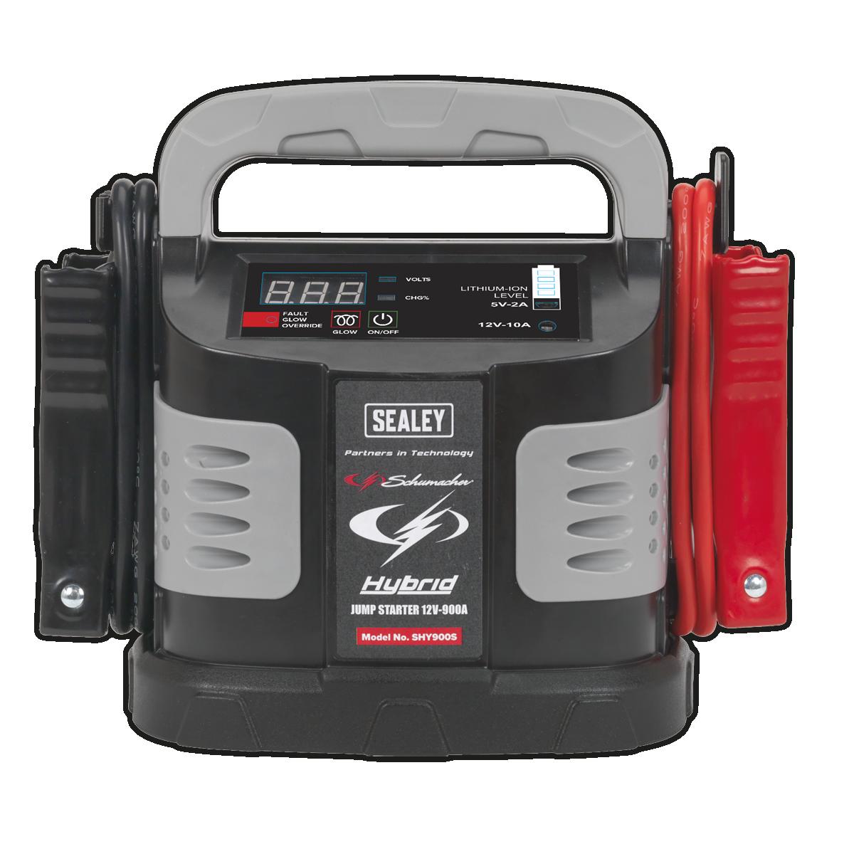 Sealey Shy900s Schumacher Hybrid Ultra Capacitor Jump