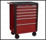 Sealey AP3406 Rollcab 6 Drawer with Ball Bearing Slides