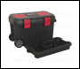 Sealey AP529 Mobile Toolbox with Tote Tray & Organizers 750mm