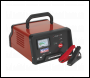 Sealey AUTOCHARGE10S Auto Maintenance High Frequency Battery Charger 6/12V 10Amp