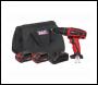 Sealey CP20VDDKIT Hammer Drill/Driver Kit 13mm 20V - 2 Batteries
