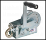 Sealey GWC2000M Geared Hand Winch 900kg Capacity with Cable