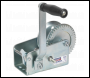 Sealey GWE2000M Geared Hand Winch 900kg Capacity