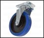 Sealey SCW3200SP Castor Wheel Swivel Plate Ø200mm