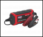 Sealey SMC12 Battery Charger Compact Auto Maintenance 1.5A - 3-Cycle 12V