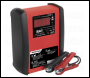Sealey SPI15S Schumacher Intelligent Speed Charge Battery Charger 15Amp 12V